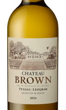 CHATEAU BROWN BLANC 2016 HD
