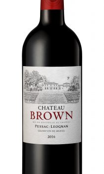 CHATEAU BROWN ROUGE 2016 311-0108