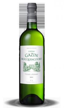 CHATEAU-GAZIN-ROCQUENCOURT-BLANC