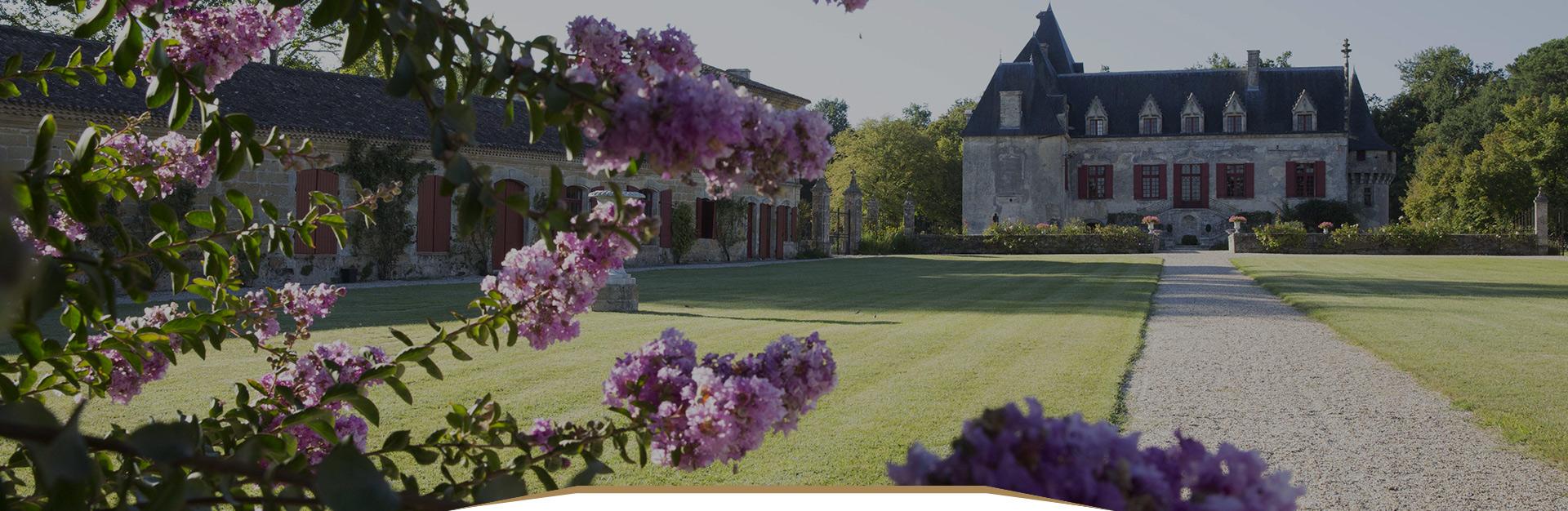Château Olivier - Syndicat des vins de Pessac Leognan
