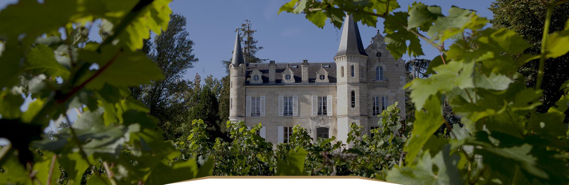 Château Haut-Bergey - Syndicat des vins de Pessac Leognan